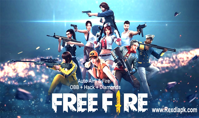 Free Fire Diamonds Hack