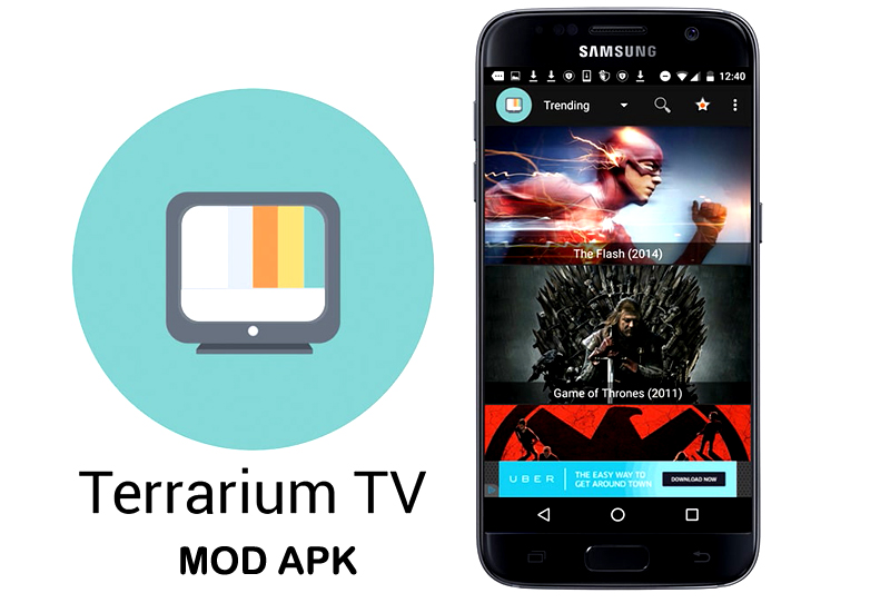 Terrarium TV Apk mod download