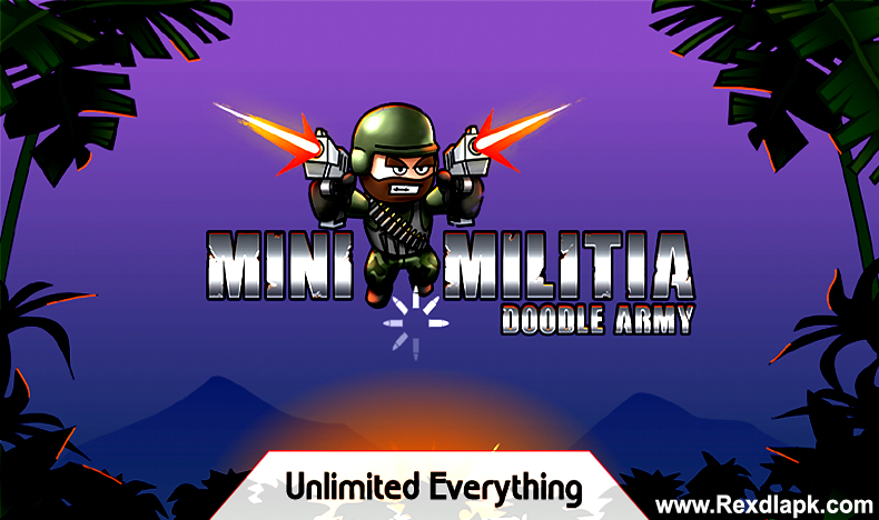 MINI MILITIA MOD APK A SHOOTING GAME