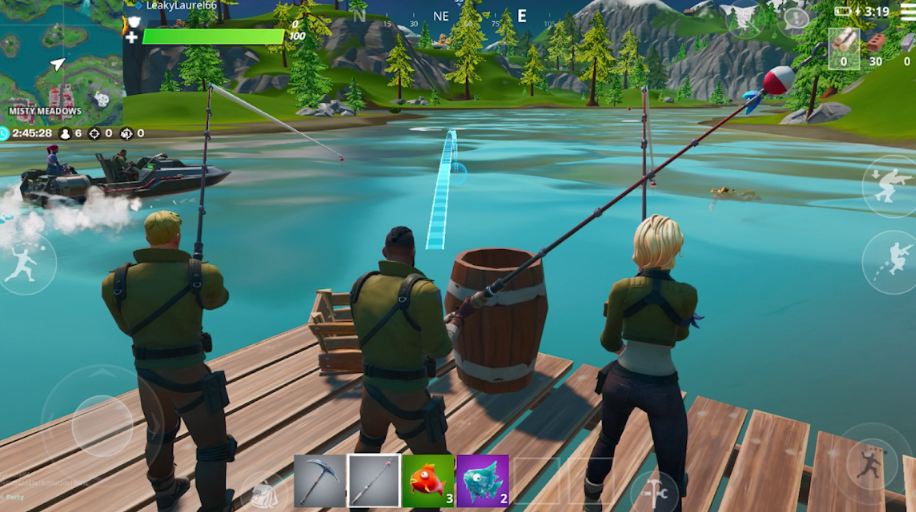 Fortnite Battle Royale Apk