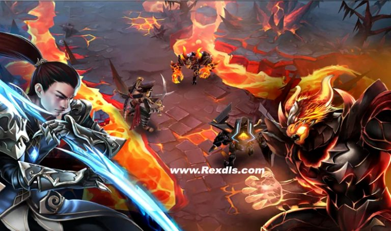 Heroes Of Order and Chaos Apk