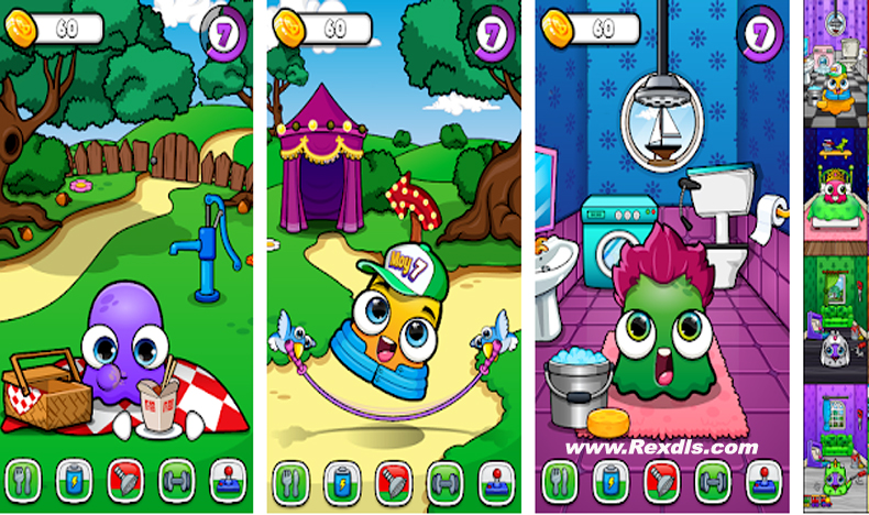 Moy 7 The Virtual Pet Game Mod Apk