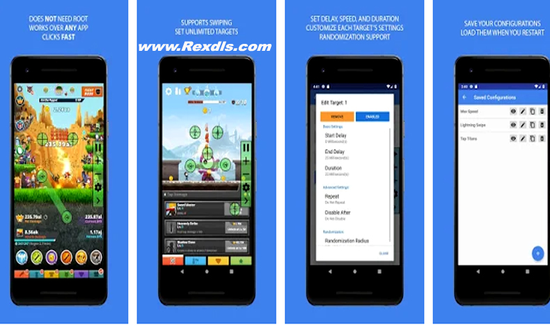 QuickTouch Automatic Clicker Apk